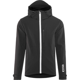 ION Shelter Softshell Jacket Herre black